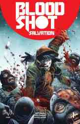Bloodshot Salvation #1 - Cover C