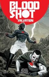 Bloodshot Salvation #1 - Interlocking Variant by Greg Smallwood