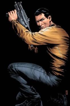 James Bond #6 - Virgin Variant Cover by Patrick Zircher