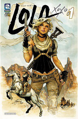 Aspen Comics Introduces Age Rating w/ Siya Oum's LOLA XOXO (V.2) #1
