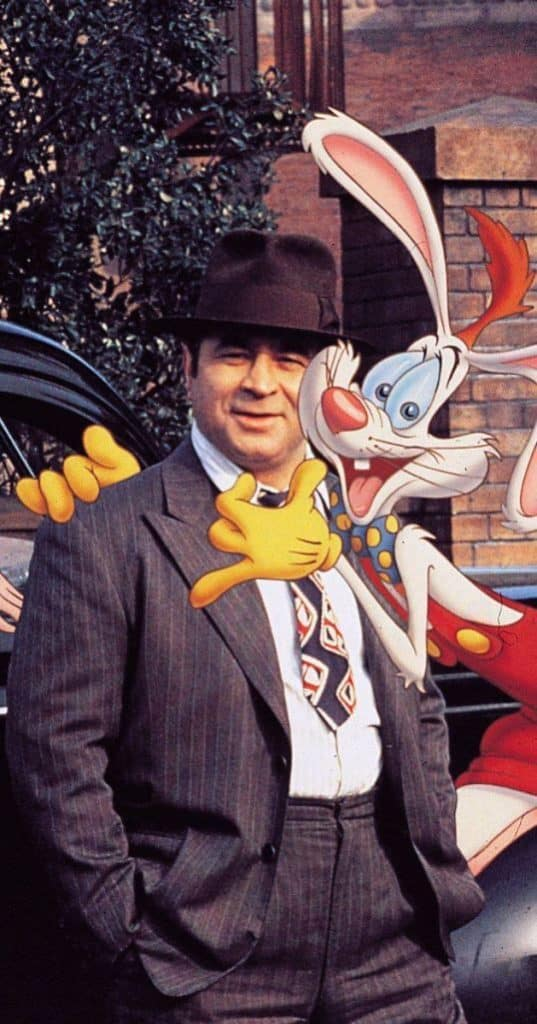 before zemeckis came along and made this hard boiled hijinks filled movie there was a book first written by gary k wolf who censored roger rabbit came - Who Framed Roger Rabbit Full Movie