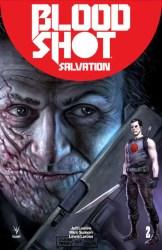 Bloodshot Salvation #2 - Icons Variant by Glenn Fabry