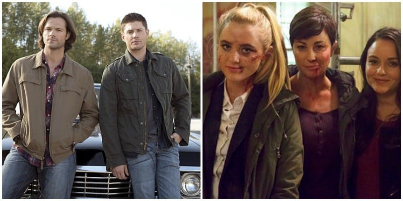 The 'Supernatural' Brothers May Be Retiring But the Torch Will Carry On w/ the Wayward Sisters