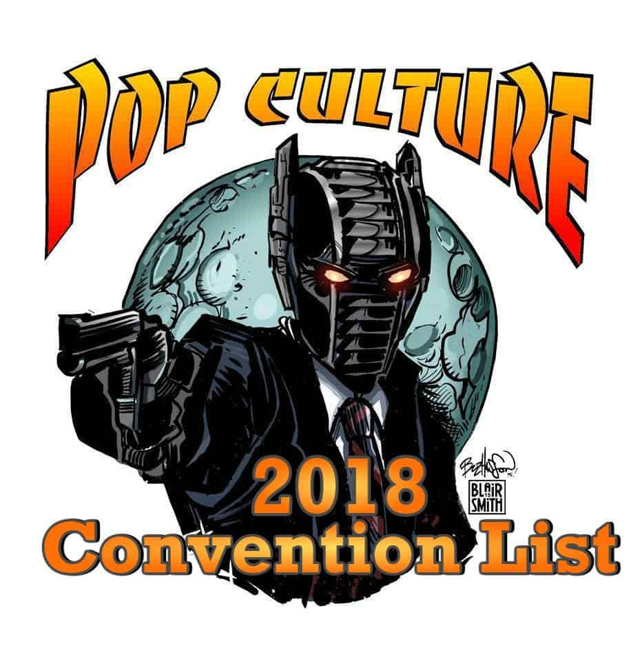 The 2017 / 2018 Convention List is Here!