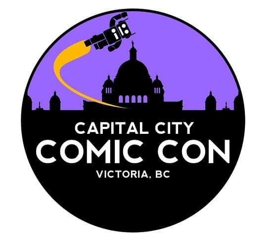 A New Convention is Coming to Canada - Capital City Comic Con in Victoria, B.C.