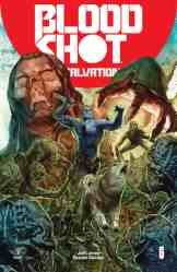Bloodshot Salvation #6 - Cover B by Renato Guedes