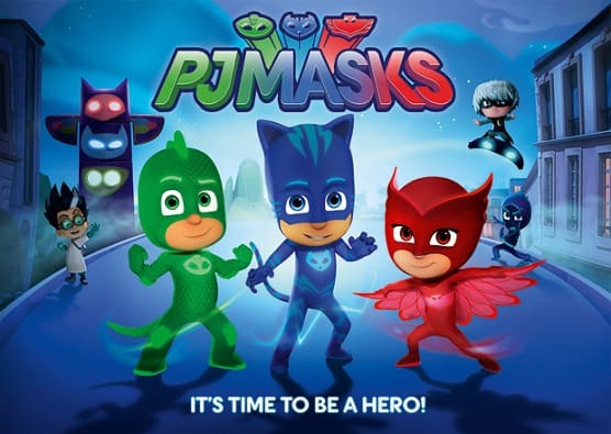 New to Netflix – PJ Masks