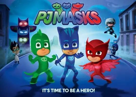 New to Netflix – PJ Masks