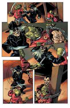Puppet Master Curtain Call TPB #2 Page 5