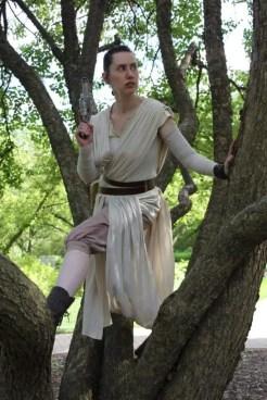 Valerie Meachum as Rey