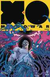 X-O Manowar #9 - Cover B by Adam Pollina