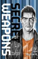 Secret Weapons: Owen's Story #0 - Variant Cover by Leif Jones