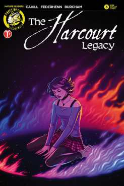 The Harcourt Legacy #3 variant by Jen Bartel