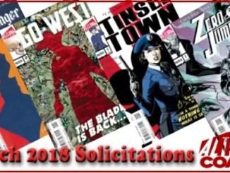 Alterna Comics – March 2018
