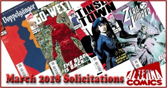 Alterna Comics – March 2018
