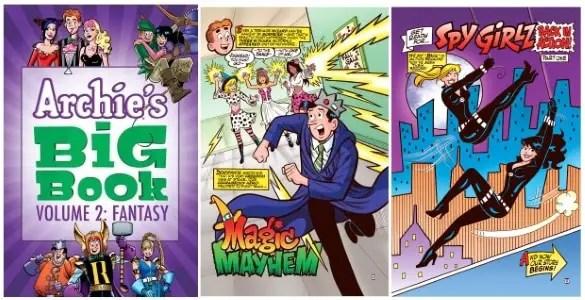 Archie's Big Book Vol. 2