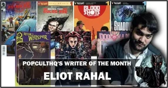 Eliot Raha