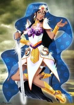 Princess Tempest Corona by Morinekozion