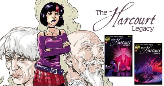 The Harcourt Legacy #3