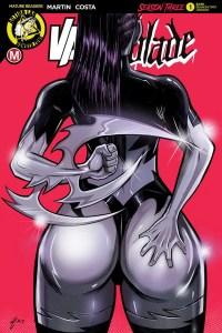 Vampblade Season 3 #1 Cover E