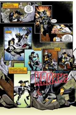 Actionverse Featuring Stray Volume 1