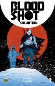 Bloodshot Salvation #6 - Pre-Order Edition Variant by Ryan Bodenheim