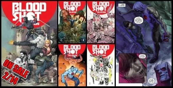 Bloodshot Salvation #6