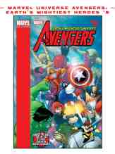 Earth's Mightiest Heroes the avengers #5