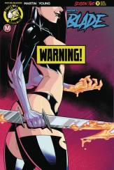 Vampblade - Season Two #11 - Cover D by Jason Federhenn