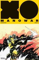 X-O MANOWAR (2017) #15 - Cover B by Jim Mahfood