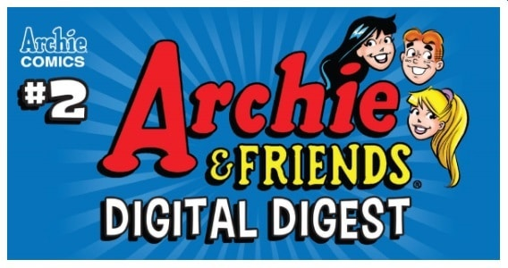 Archie And Friends Digital Digest