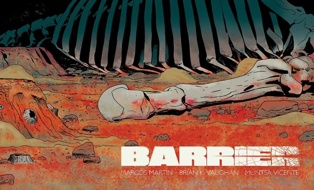 Brian K. Vaughan & Marcos Martín Bring 5-Issue Miniseries BARRIER to ...