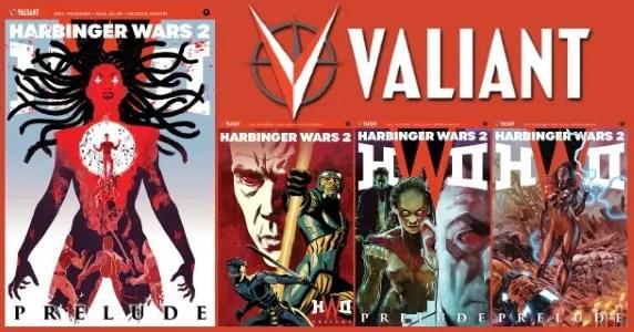 Harbinger Wars 2 Prelude #1