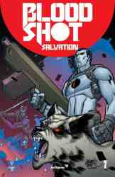 Bloodshot Salvation #7 – Interlocking Variant by David Lafuente