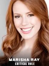 Marisha Ray appearing at C2E2 2018