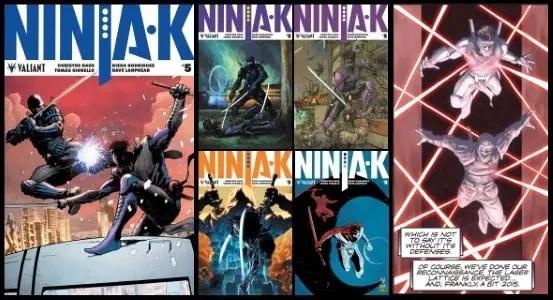 Ninja-K #5