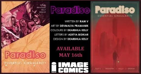 PARADISO, VOL. 1 - ESSENTIAL SINGULARITY
