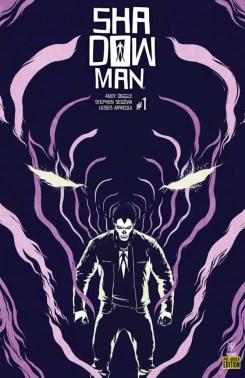 Shadowman #1 - Pre-Order Edition by RAÚL ALLÉN