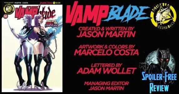 Vampblade - Season Three #1
