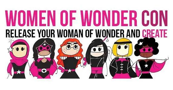 Women of Wonder Con