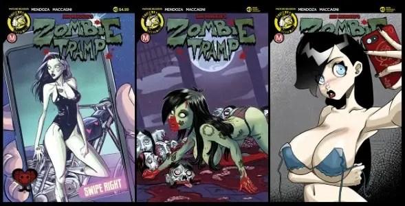 Zombie Tramp #45