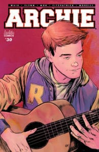 Archie #30 - Variant Cover by Adam Gorham