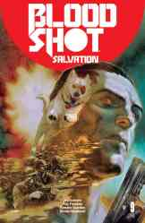 BLOODSHOT SALVATION #9 – Cover B by Renato Guedes