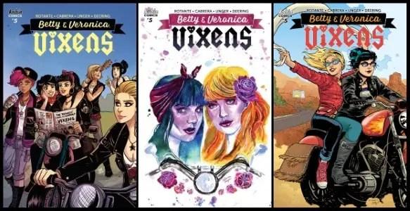 Betty & Veronica Vixens #5