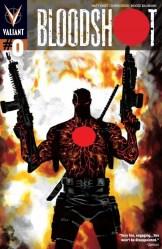 Bloodshot (2012) #0