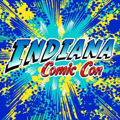 Indiana Comic Con logo