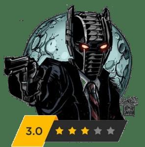 PopCultHQ Rating - 3 Stars