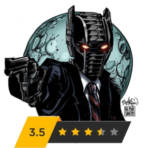 PopCultHQ Rating - 3.5 Stars