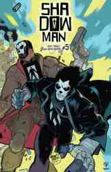 Shadowman Interlocking Variant by DAVID LAFUENTE