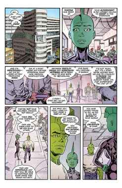 Savage Dragon #223 - preview page 1